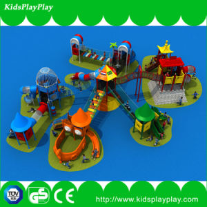 Outdoor Playground Equipment Playground Tube Spiral Slides pictures & photos