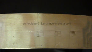 Brass Products Laser Drilling Machine/Stainless Steel Laser Drilling Machine/Tube Laser Drilling pictures & photos