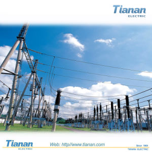 220kv Electric Substation Steel Structure /Framework / Electric Equipment pictures & photos