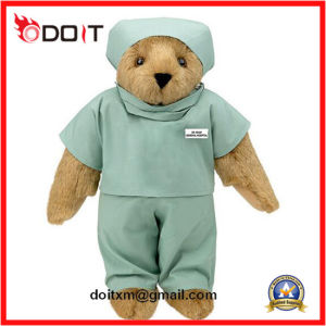 ASTM /En71 Hot Sell Cute Teddy Bear Doctor pictures & photos