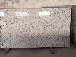 Multi-Color Artificial Quartz Stone Slabs for Kitchen Bathroom Countertops Vanity Tops pictures & photos