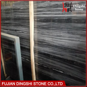 Blue Wood Vein Marble for Hotel Flooring/Wall Cladding Slab pictures & photos