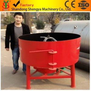 Small Portable Concrete Pan Mixer (JQ350) pictures & photos
