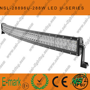 50 Inch 288W Curved LED Light Bar Offroad CREE LED Light Bar pictures & photos