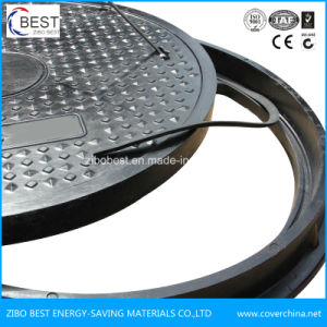 D400 Made in China 700X50mm Round FRP Composite Manhole Cover pictures & photos