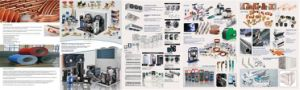 Refrigerator Parts, Two-Way Copper Filter Drier with Access Valve pictures & photos