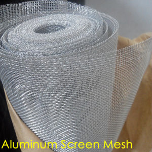 2016 New Arrival Mesh 18X16 Wire 0.26mm Aluminum Screen Mesh pictures & photos