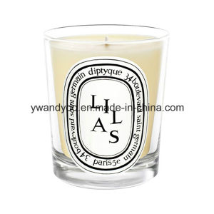 Pure Scented Soy Wax Candle in Glass pictures & photos