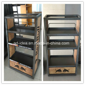 Wholesale Floor Metal Display Stand, Exhibition Stand, Advertising Stand pictures & photos