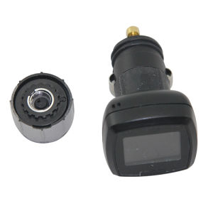 Wireless Tire Pressure Monitoring System with 4PCS External Sensor pictures & photos