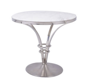 High Quality Marble Round Coffee Table Set for Home (CCT-029) pictures & photos