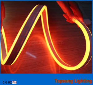 High Quality 24V Double Side Orange LED Neon Flexible Strip for Outdoor