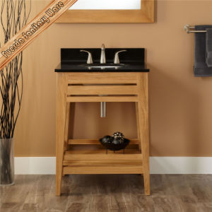 Fed-1801 Sing Sink Bathroom Vanity pictures & photos