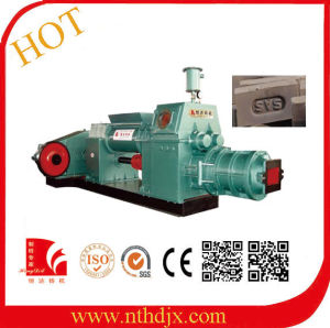 Made in China Cheap Price Vacuum Brick Making Machine pictures & photos