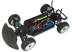 Hsp Electric 4WD High Speed RC Car 1/10 Scale pictures & photos