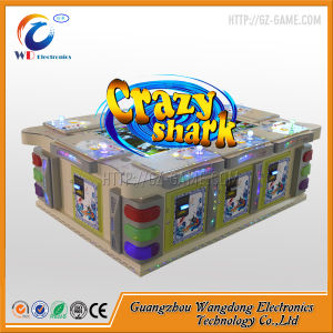 Crazy Shark Video Game Shooting Fish Game Machine for Mall pictures & photos