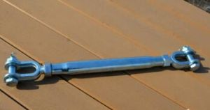 Rigging Hardware Commercial Type Malleable Turnbuckle with Eye and Hook pictures & photos