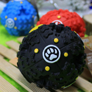 New Product Hot Selling Cute Dog Treat Ball pictures & photos