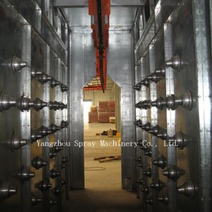 New Electrostatic Spray Painting Line and Powder Coating Machine pictures & photos