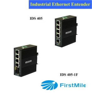 Wide Operating Temperature Hardened DIN-Rail Unmanaged Ethernet Switch pictures & photos
