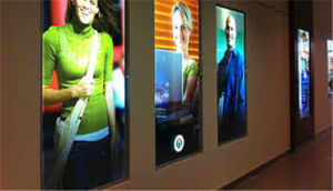 Backlit Banner, PVC Flex Banner Digital Printing (200dx300d 18X12 280g) pictures & photos