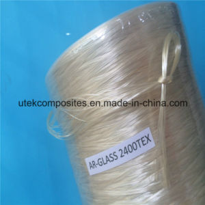 Yellow Color Ar Fiberglass Roving for Cement Reinforcement pictures & photos