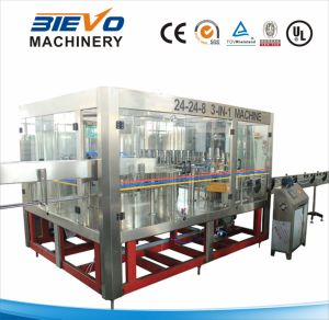Automatic 3-in-1 Drinking Water Bottling Packing Machine pictures & photos
