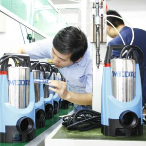 Stainless Steel Shaft Submersible Water Pump with Mechanical Seal pictures & photos