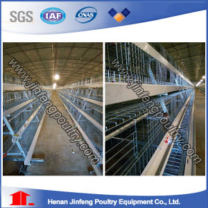 Jinfeng Hot Selling Automatic Poultry Farm Battery Layer Chicken Cage pictures & photos