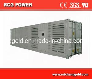 Diesel Generator Set Powered by Cummins Engine KTA38-G5