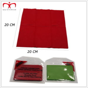 1pk Jumbo Eyeglass Cleaning Cloth (PJB2) pictures & photos