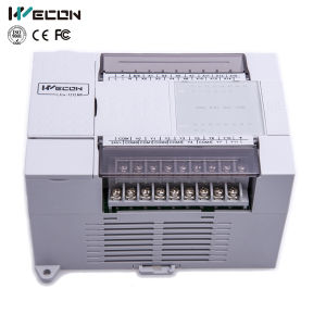 Wecon 24 Points Micro Transistor Output PLC pictures & photos