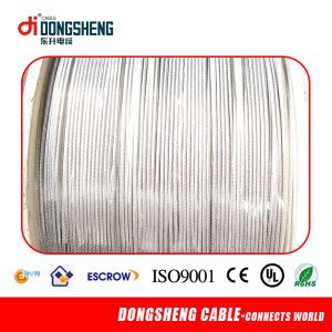 Telecommunications Best Price Rg59 Coaixl Cable TV Wire with Factory Supply pictures & photos