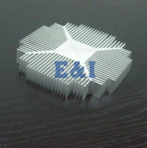 High Precision Aluminum Heat Sink Profile