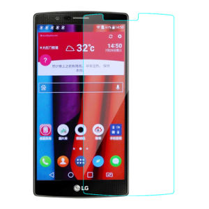 2.5D 0.33mm 9h Tempered Glass Mobile Phone for LG G4