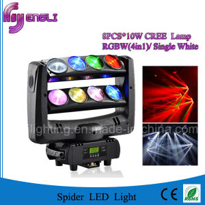 8*10W 4in1 LED Beam Stage Moving Headlighting (HL-015YT) pictures & photos