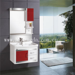 PVC Bathroom Cabinet/PVC Bathroom Vanity (KD-531) pictures & photos