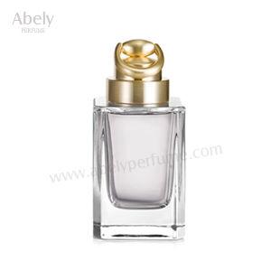 50ml Unique Polygon Polishing Fancy Glass Perfume Bottle pictures & photos