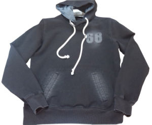 Cowboy Cotton Fleece Jeans Sports Wear Hoodie for Man/Women pictures & photos