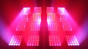China Supplier 25X10W 4in1 Matrix LED Moving Head Stage Lighting pictures & photos