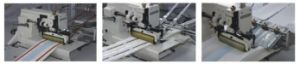 Mattress Decorative Ribbon Machine Ctf3 pictures & photos