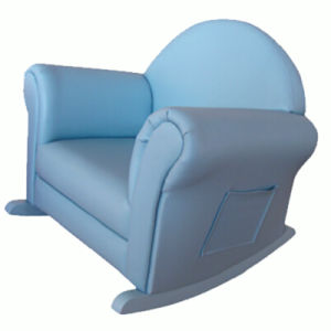 Rocking Upholstered Chair/Children Furniture/Kids Furniture/Children Sofa Chair (SXBB-115-02) pictures & photos