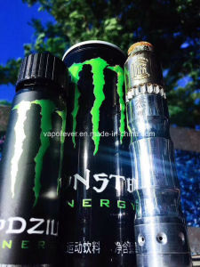 Monster Energy Drink 50/50 Pg/Vg DIY, E-Cigarette Ejuice to Refill, Great Vapor, OEM Orders Welcomed pictures & photos
