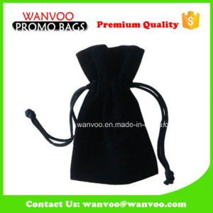 Blank Customized Printed Drawstring Bag Printing Logo for Necklace pictures & photos