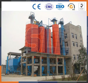 10t Dry Mortar Batch Mixer Supplier Mortar Powder Mixer Price pictures & photos