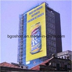 PVC Mesh Banner Fence PVC Film Canvas (1000X1000 18X9 370g) pictures & photos
