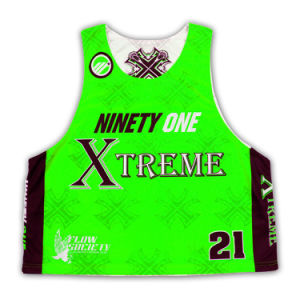 Fashion New Design Sublimated Lacrosse Jersey for Men pictures & photos