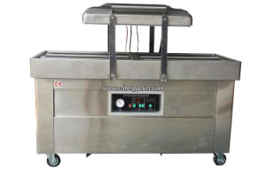 Easy Control System Double Chamber Vacuum Packing Machine pictures & photos