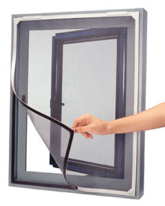 DIY Magnetic Insect Screen Mesh Easy to Instal pictures & photos