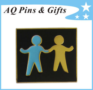 Hot Design Metal Cooperate Pin Badge in High Quality (badge-234) pictures & photos